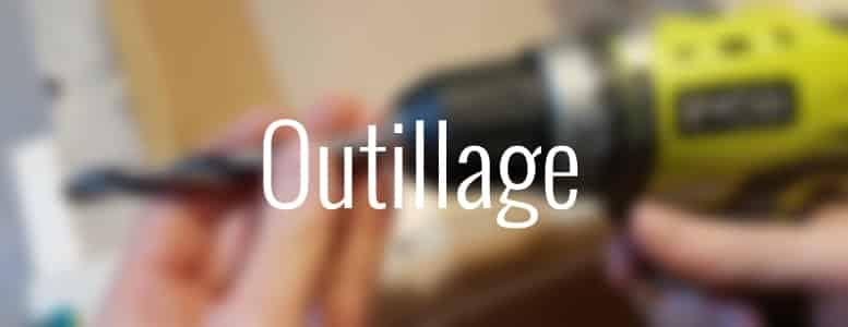 Rubrique outillage