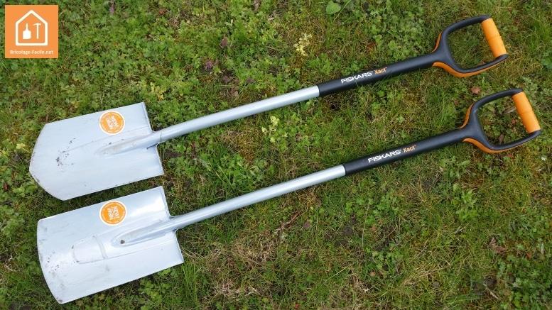 Test outils de jardin xact de fiskars bricolage facile for Outillage de jardin fiskars
