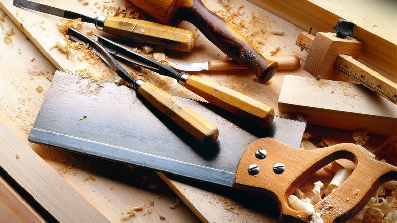 outils de menuisiers