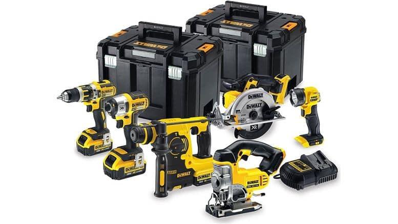 pack d'outils Dewalt