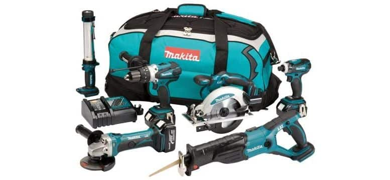 Pack d'outils Makita