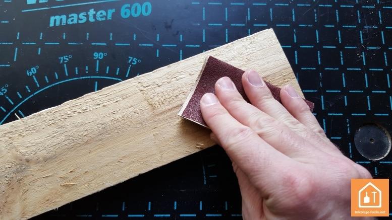 tuto fabriquer une pat re en bois de palettes. Black Bedroom Furniture Sets. Home Design Ideas