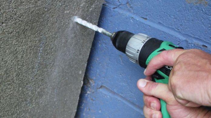 percer du beton