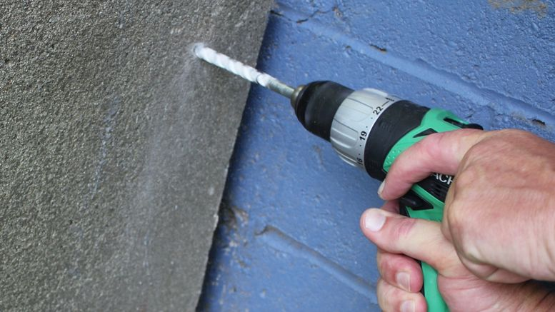 Percer du b ton comment faire quels outils - Comment percer du verre ...