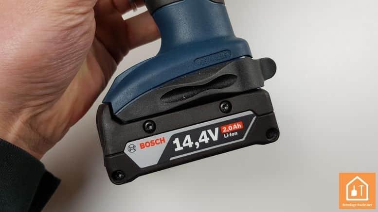 perceuse 14,4 Bosch Professional - batterie 14,4V en 2 Ah