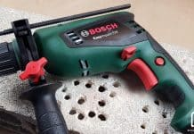 Perceuse à percussion Easy impacte 570 de Bosch