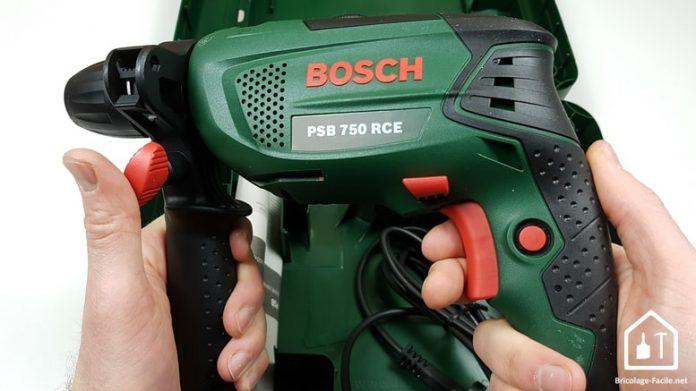 Perceuse PSB 750 RCE de Bosch