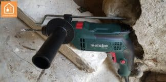 Perceuse à percussion SBE 650 de Metabo