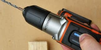 perceuse autosense black+decker