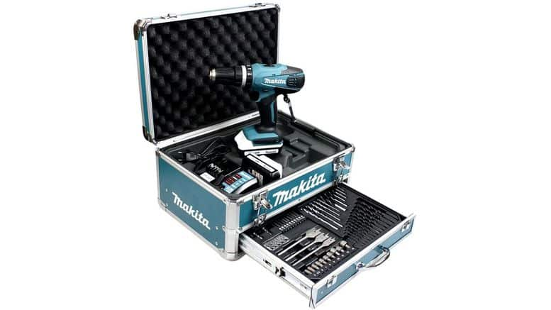 pack perceuse Makita