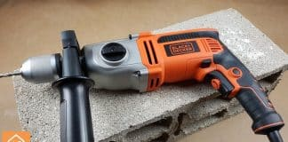Perceuse à percussion Black and Decker