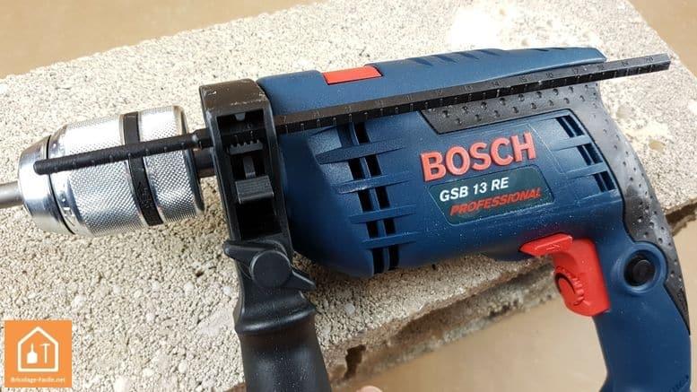 Perceuse à percussion GSB 13 RE de Bosch Professional - perceuse