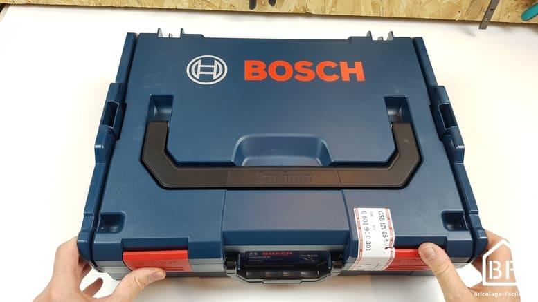 Perceuse à percussion GSB 18V-85 C de Bosch Pro