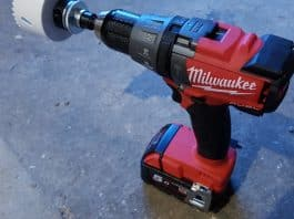 Perceuse FDD de Milwaukee