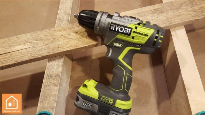 Facile R18pdblTest Perceuse À Ryobi Fil Bricolage Sans Percussion eWrdCxoB