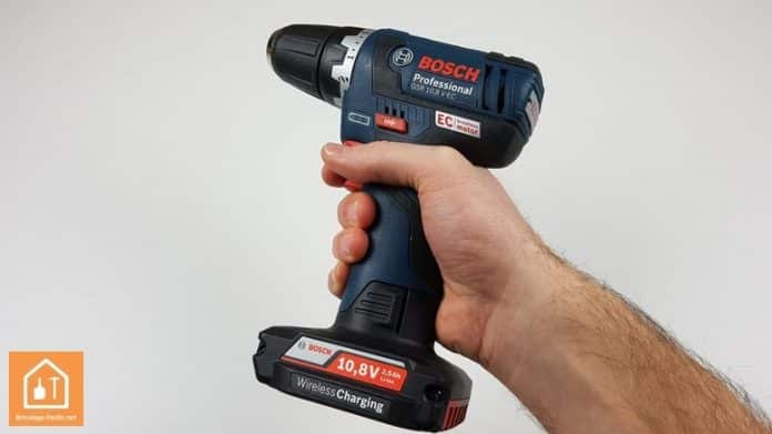 Perceuse sans fil 10,8 V GSR de Bosch professional