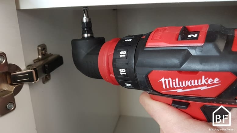 Perceuse visseuse 12V de Milwaukee -