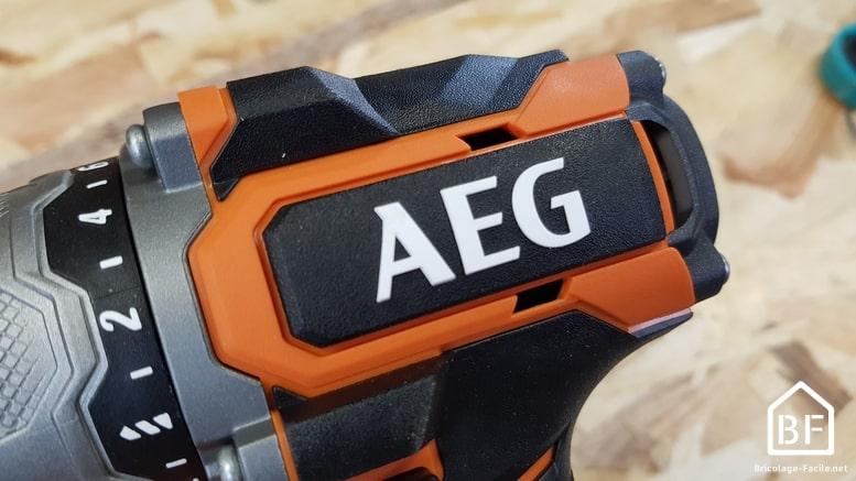 marque AEG