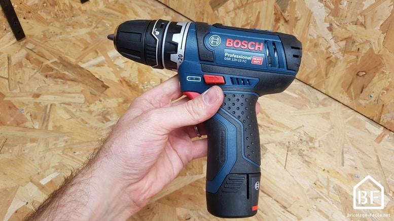 perceuse-visseuse GSR 12V-15 FC Bosch Professional