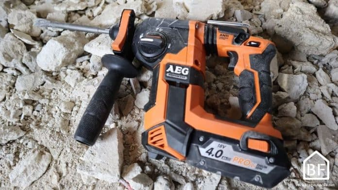 perforateur-brushless AEG BBH 18BL