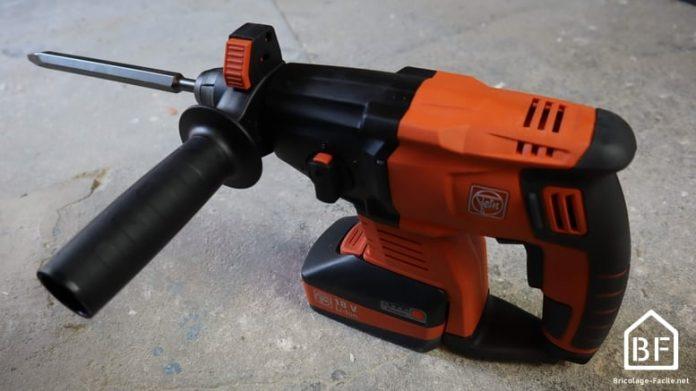 perforateur burineur Fein ABH 18 Select 18V