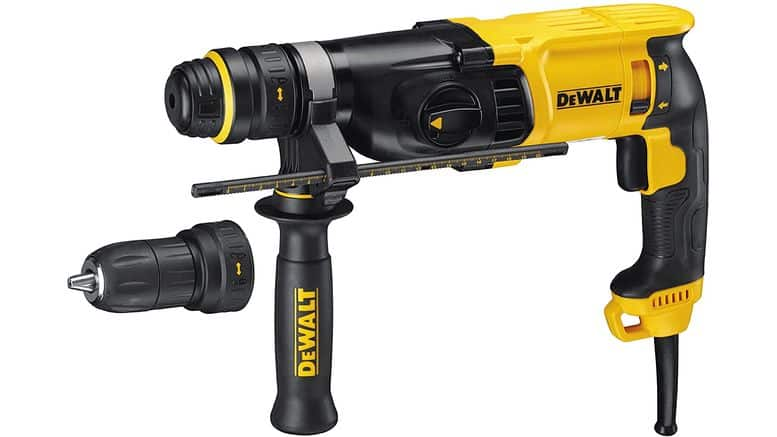perforateur Dewalt D25134K