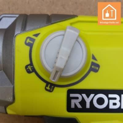 Perforateur sans fil R18SDS de Ryobi