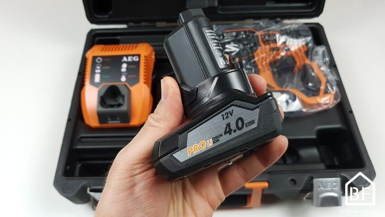 batterie 12V 4Ah