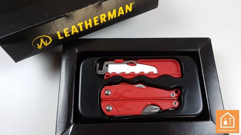 pince leatherman leap - coffret