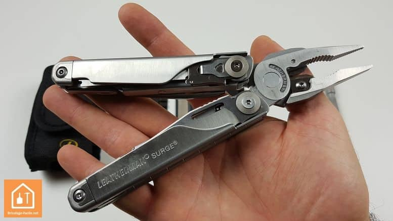 pince multifonctions Surge de Leatherman - la pince
