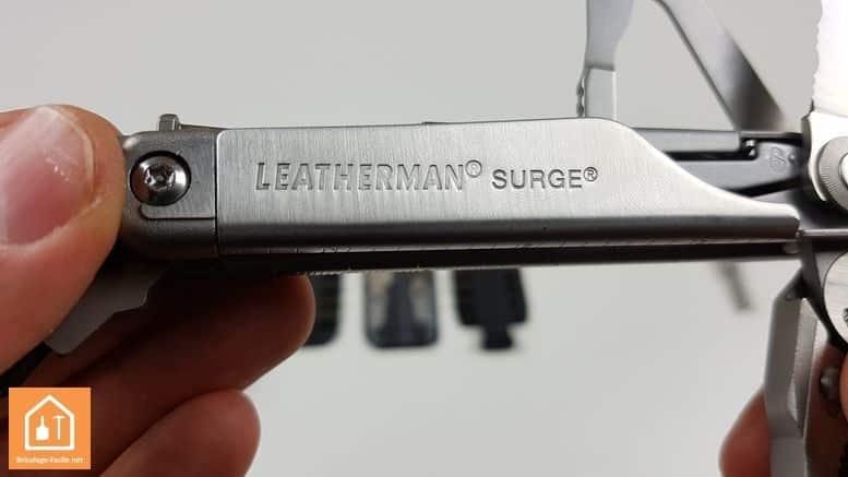 pince multifonctions Surge de Leatherman - le surge