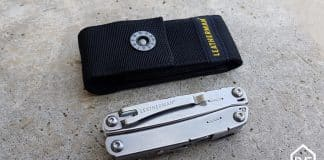 Leatherman Wingman et son étui
