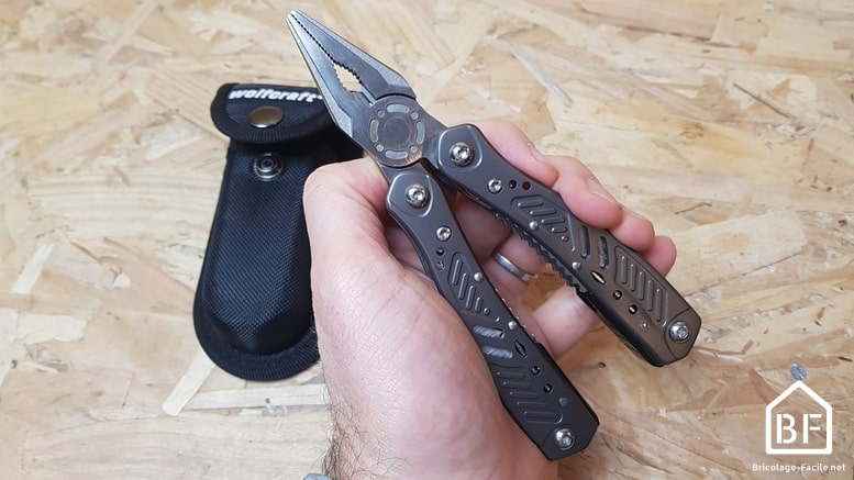pince multifonction Wolfcraft