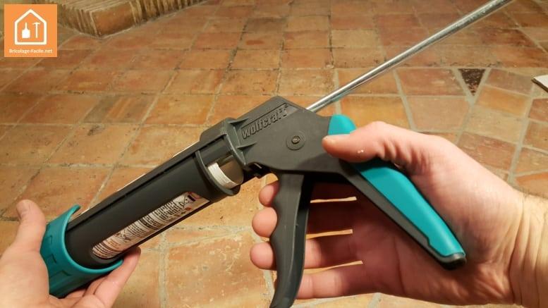 Pistolet à cartouche MG200 wolfcraft