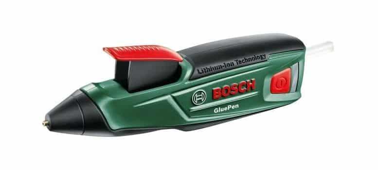 Pistolet à colle sans fil Bosch Gluepen