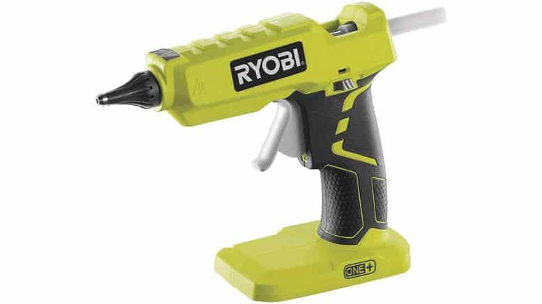 Pistolet à colle sans fil Ryobi R18GLU-0 18V