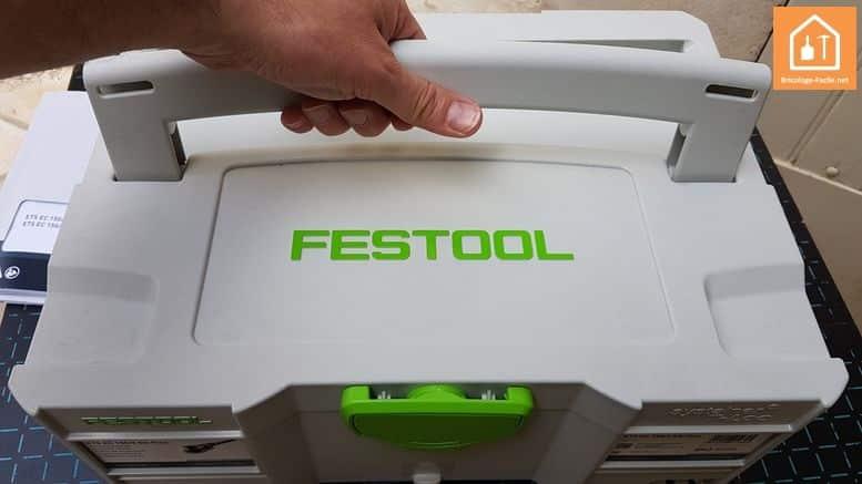 Ponceuse excentrique Festool ETS EC 150/3 EQ-Plus