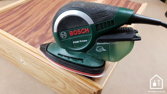 Ponceuse PSM Primo de Bosch