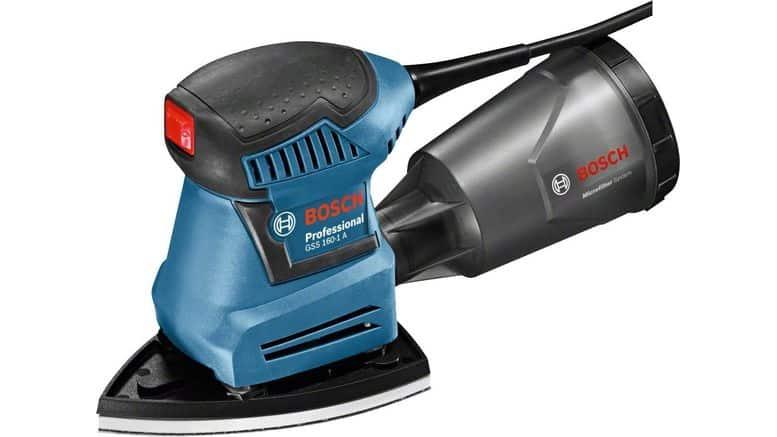 Bosch Pro GSS 160-1 A
