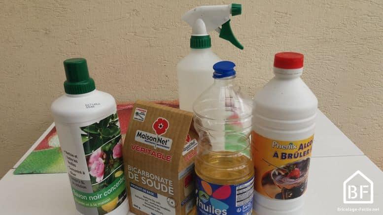 produits sans pesticides
