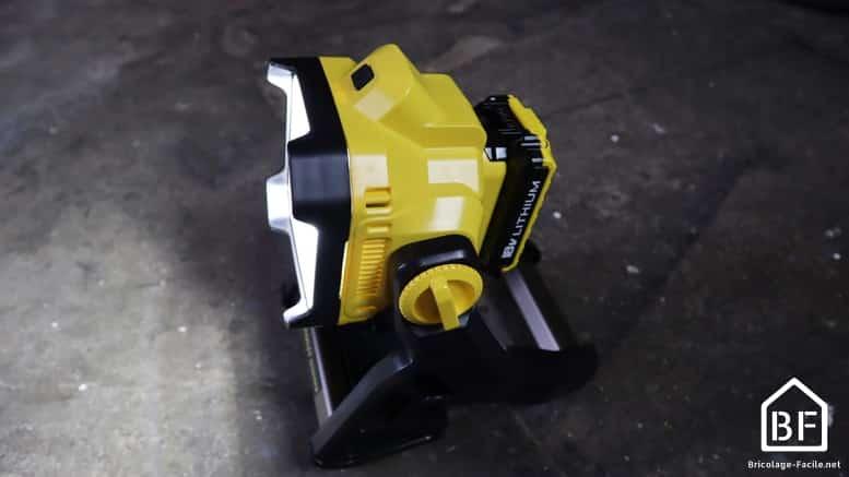 projecteur de chantier LED