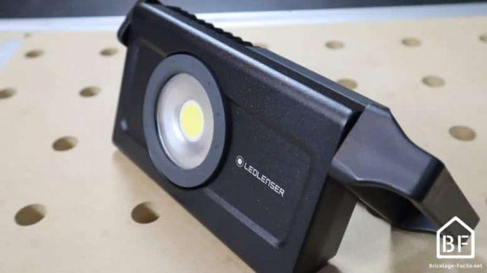 Projecteur LED Ledlenser
