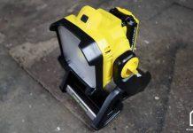 Projecteur sans fil Stanley fmcl001b