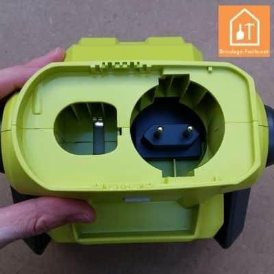 Projecteur sans fil de Ryobi