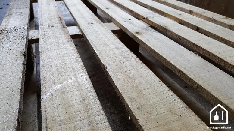 Que faire avec des palettes bricolage facile - Que faire avec des palettes en bois ...