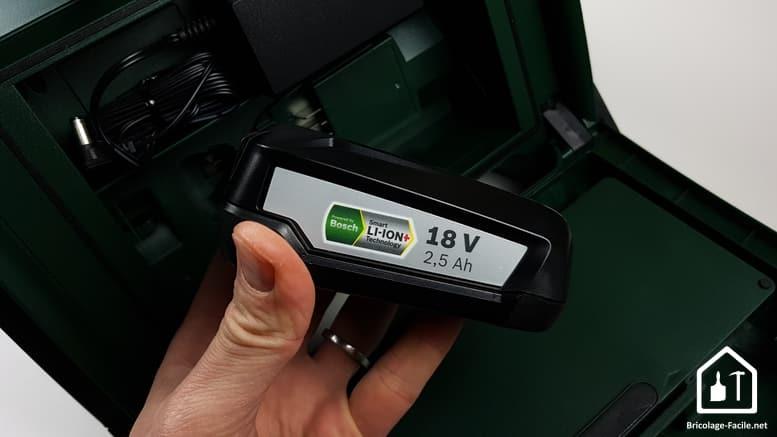 Radio sans fil PRA MultiPower de Bosch - batterie 18V Bosch