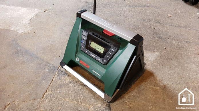 Radio sans fil PRA MultiPower de Bosch