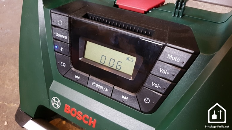 Radio sans fil PRA MultiPower de Bosch - en action