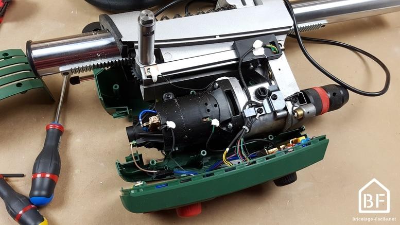 Réparer soi-même son outil Bosch -