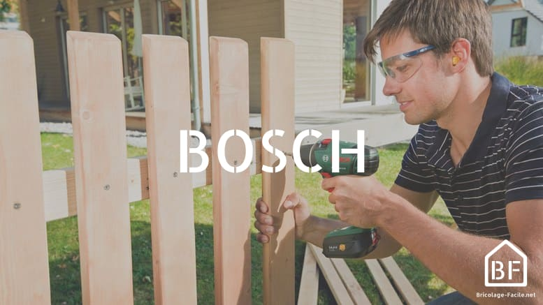 Bosch outillage